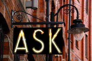 あなたに質問です!